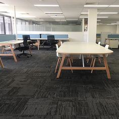 Light and spacious - 2 floor furniture fit out complete - beautiful Anthem collaboration tables matched perfectly with Zip Anthem… 2nd Floor, Collaboration, Commercial, Tables, Dining Table, Flooring, Zip, Projects, Furniture