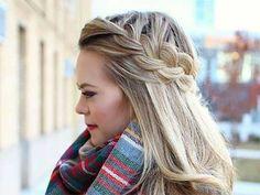 20+ Cool braids for long hair  #braids