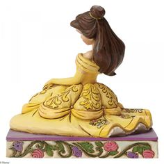 Disney Traditions by Jim Shore - Belle Personality Pose