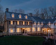 บ้านสวยแบบ Farmhouse Residence Berywn - รวมแบบบ้านสวย