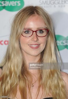 Diana Vickers attends the Specsavers Spectacle wearer of the year awards on September 10, 2013