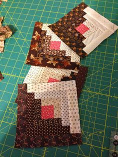 - INSPIRED BY ANTIQUE QUILTS