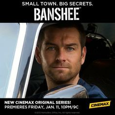 Beautiful! Banshee tv show - If you are not watching this show, you should be.