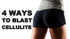 4 easy workout tricks to tighten your buns and get rid of cellulite.