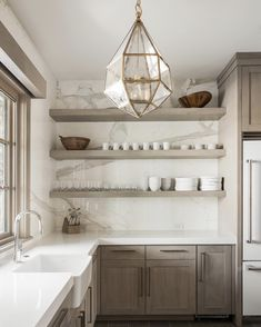 Dark, light, oak, maple, cherry cabinetry and wood kitchen cabinet styles. CHECK THE PIN for Lots of Wood Kitchen Cabinets. Home Decor Kitchen, Kitchen Interior, New Kitchen, Home Kitchens, Kitchen Wood, Island Kitchen, Kitchen Ideas, Kitchen Pantry, Light Wood Kitchens