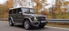 #Mercedes #G63 #AMG: Scharfe Kante