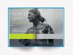 Magazine Book Layout Inspiration 14 Balsam Studio