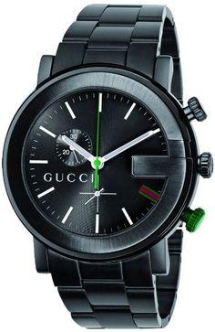 Gucci Men's YA101331 G-Chrono Black PVD Guilloche Watch Gucci,http://www.amazon.com/dp/B004X23OCC/ref=cm_sw_r_pi_dp_teXrsb0X33M099Q0