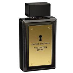 The Golden Secret EDT - Masculino, provocante e exclusivo. The Golden Secret é uma fragrância cheia de sedução. Aromáticas notas de hortelã personalizadas com um efeito licor de maçã verde. Combinação de um coquetel explosivamente picante com pimenta preta e vermelha. A sensualidade do musk combinado com a masculinidade do couro e a madeira.Se identificou? Temos um desses na Parfem pra você ==> http://va.mu/c147