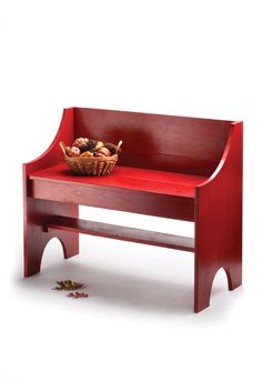 I Can Do That: Small Bench - Popular Woodworking Magazine