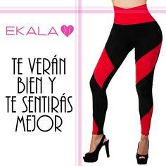 Mantente a la #modafemenina con #legginsekala Visita nuestra Tienda Online www.ekala.es y conoce más sobre #legginsreductores y #legginsmoldeadores #estiloycomodidad