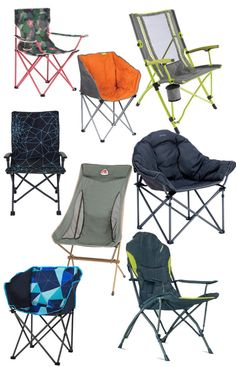 Here's our round-up of the best camping chairs currently available, starting at just £9.99. From funky new designs to chairs designed for maximum comfort, you'll find a camp chair that's perfect for your next camping trip!Mountain Warehouse Moon Camp Chair £29.99 Freedom Trail Nevada