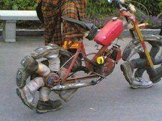 Bootbike