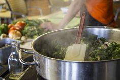 Greens and Beans Recipe | UPMC Health Plan