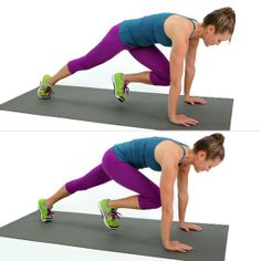 Mountain Climbers: The Move That Does It All