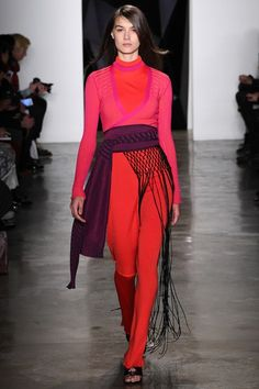 Ohne Titel New York Fashion Week AW '15'16