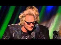 Guns n' Roses Hall of Fame 2012 - Proshot HD - YouTube