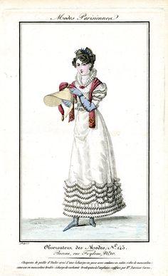 Plate 145 - Observateur des modes