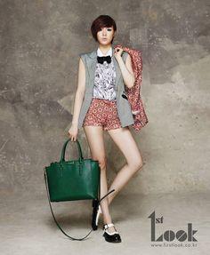 Tiffany from Girl's Generation