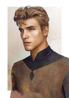 """Envisioning Disney Guys in """"Real Life"""" on Behance. Prince Phillip from The Sleeping Beauty"""