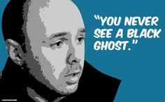 Words of wisdom from Karl Pilkington.
