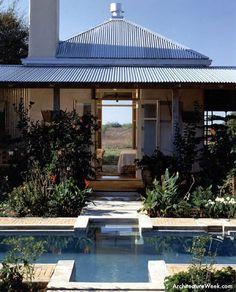 Lake | Flato Architects - El Tule Ranch House, Falfurrias, Texas