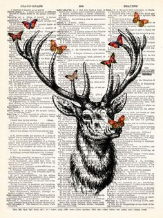 ~Hert-prent op tekst-mooi~