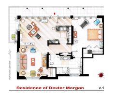 Residence of Dexter Morgan
