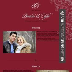 About Us Wedding Website Examples Check Out More Great Pics At Weddingpins Net Weddings Weddingwebsite Weddi