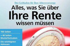 Rentenlücke, Altersarmut, Finanzbedarf