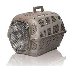 Imac Carry Sport Gri Kedi Ve Köpek Taşıma Çantası | Kedi ve köpekler için, sert plastikten imal edilmiş, birbirine monte edilebilen iki parçadan oluşan, seyahatlerinizde de kullanım kolaylığı sağlayan taşıma çantasıdır.  #PetShop #Pet #EvcilHayvan #Köpek #Kedi #Kuş #Dog #Bird #Papağan #Kafes #Cat #Mama #Akvaryum #Oyuncak #Toys #Balık #Fish #Satacak