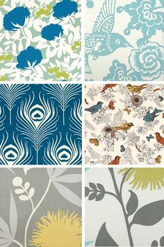 Thomas Paul fabrics for curtains and slipcovers