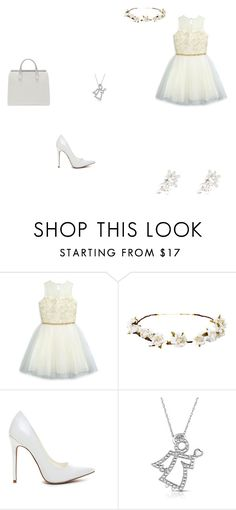 """""""ANGEL"""" by tris1017 ❤ liked on Polyvore featuring David Charles, Cult Gaia, SPANX and Accessorize"""