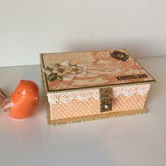 Handmade Decorative Boxes Handmade Beautiful Day Greeting Card Stampsaltenew Graphic