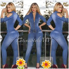 Stunning Butt Lift Jumpsuit  Stunning Imported Jumpsuit                             Gorgeous designs                            Bright Colors                           Finest material                          Excellent quality                            Sizes : 1/2-3/4-5/6-7/8-9/10-11/12                    Տㄒℛعㄒʗℋㄚ & ㄩƝⅈℚuⅇ   we personally choose each piece to offer the best designs that combines quality, sensuality, elegance and style.  @Latina_Style's Closet  Poshmark Pants Jumpsuits…