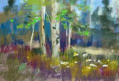 "Daily+Paintworks+-+""A+Great+Tip+for+Plein+Air+with+Pastels""+-+Original+Fine+Art+for+Sale+-+©+Karen+Margulis"