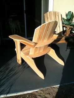 "Gulf Coast Chair / famous ""Jake's Chair"" if you like"