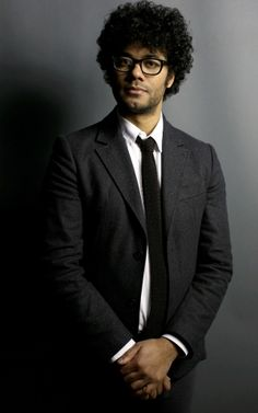 I love him <3 Richard Ayoade  <3