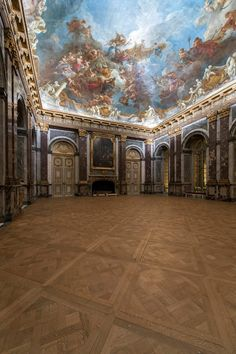 Salon d'Hercule, Château de Versailles - © EPV / Thomas Garnier - European Night of Museums