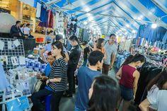 Saigon Holiday Market là hội chợ cuối tuần được tổ chức trong khuôn viên nhà thi đấu Phan Đình Phùng, Võ Văn Tần,quận 3.