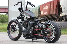 Star Motorcycles Announces Winners in the Bolt Custom Build-Off. Second Place: Broward Motorsports