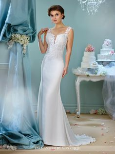 Enchanting - 216152 - All Dressed Up, Bridal Gown