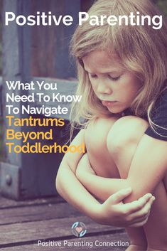 This is amazing!! Tantrums after the toddler years are normal and happen because of emotional overload. Frustration, anger, disappointment and sadness, can lead to a child having a tantrum at any age. Parents can help children manage anger, tantrums and intense emotions using positive parenting tools.
