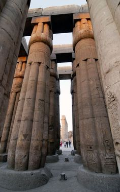 Excursiones en Egipto, El Templo de Luxor   http://www.espanol.maydoumtravel.com/Paquetes-de-Viajes-Cl%C3%A1sicos-en-Egipto/4/1/29