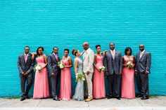 Chic New York Wedding with DIY Touches by Photopink NYC: Tovah and Alex - Munaluchi Bridal Magazine