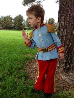 Príncipe azul disfraces de Halloween para niños por EZorangeDesign
