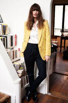 Style: Caroline de Maigret