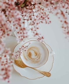 Japanese Home Decor, Pink Table, Coffee Photography, Coffee Is Life, Coffee And Books, Coffee Cafe, Pink Aesthetic, Tea Party, Tea Cups