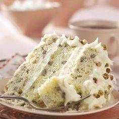 Toasted Butter Pecan Cake Recipe from Taste of Home -- shared by Phyllis Edwards of Fort Valley, Georgia