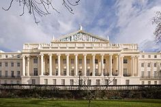 Wealthiest Area in your City - London - SkyscraperCity English Architecture, Neoclassical Architecture, Baroque Architecture, Facade Architecture, Historical Architecture, Modern Castle, Modern Mansion, Classic House Design, City Pages